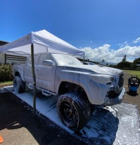 Car Wash and Detail Service @ Maui Country Club